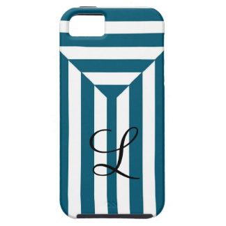 chic iphone5 case_ MOD STRIPES-2 148 iPhone SE/5/5s Case