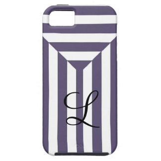 chic iphone5 case_ MOD STRIPES-2 463 iPhone SE/5/5s Case