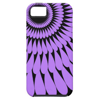 CHIC IPHONE 5 CASE_ MOD PETALS 191 iPhone SE/5/5s CASE