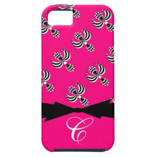 CHIC IPHONE 5 VIBE CASE_ UPTOWN GIRL 230 PINK 3 iPhone 5 COVERS