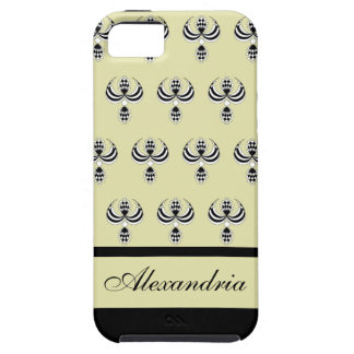 CHIC IPHONE 5 VIBE_ UPTOWN GIRL_221 BUTTER 4 iPhone 5 CASES
