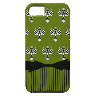 CHIC IPHONE 5 VIBE_ UPTOWN GIRL_68 GREEN 2 iPhone 5 CASE