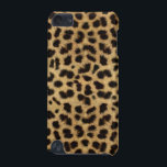 "Chic iPod Case Cheetah Fur Pattern Print<br><div class=""desc"">Chic iPod Case Cheetah Fur Pattern Print. Trendy way to accessorize your iPod with this Cheetah Fur Photo printed on a Speck iPod Case. Accessorize your outfits ladies! Pattern by www.obsidiandawn.com</div>"