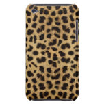 Chic iPod Case with Cheetah Fur Print Barely There iPod Cases