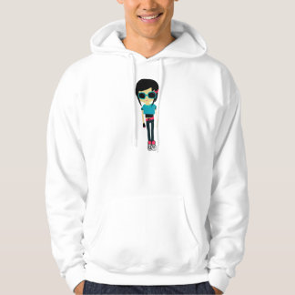 Chic is cool hoodie