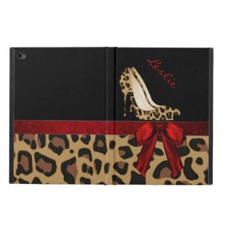 Chic Jaguar Stilettos Ipad Air 2 Case Stand at Zazzle