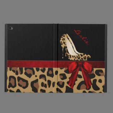 Chic Jaguar Stilettos iPad Air 2 Case Stand Powis iPad Air 2 Case