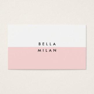 Chic Modern Busniess Card