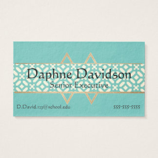 Chic Modern Photo Business Cards