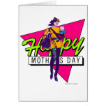 Chic Mom Mother's Day Card