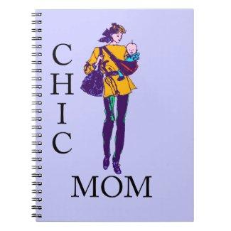 Chic Mom Notebook fuji_notebook