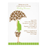 Chic Mom-to-Be Baby Shower Invitations Personalized Invitations
