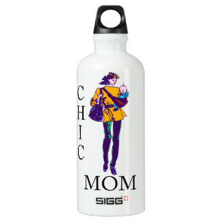 Chic Mom Water Bottle