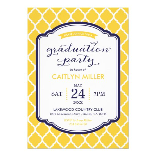 Personalized Moroccan party Invitations – Moroccan Party Invitations