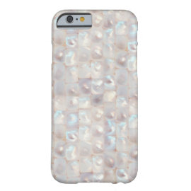 Chic Mother of Pearl Elegant Mosaic Pattern iPhone 6 Case