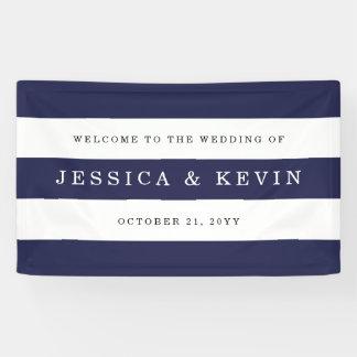 Wedding Indoor & Outdoor Banner