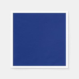CHIC PAPER NAPKIN_168 BLUE SOLID NAPKIN