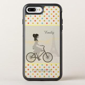 Chic Paris OtterBox Symmetry iPhone 7 Plus Case