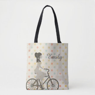 Chic Paris Tote Bag
