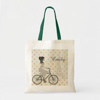 Chic Paris Tote Bag