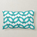 chic pillow,134_7 crusscriss ribbons/bows