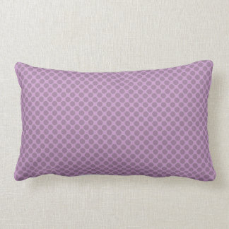 chic pillow,RADIANT ORCHID 2-TONE DOTS