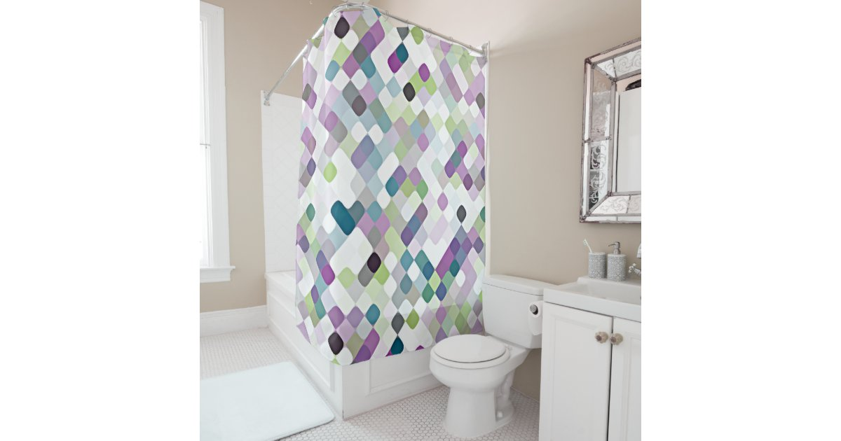 Bright Shower Curtains | Zazzle