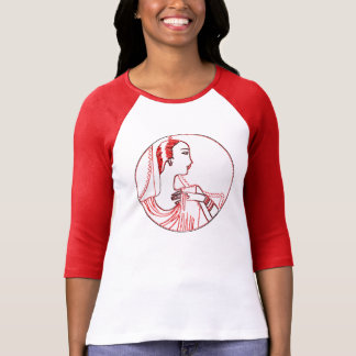 chic red T-Shirt