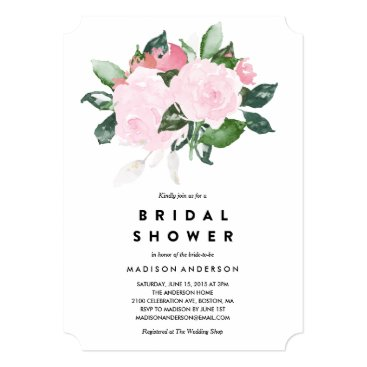 FINEandDANDY Chic Romance | Bridal Shower Invitation
