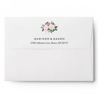 Chic Romance Envelope