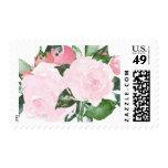 Chic Romance Postage Stamp