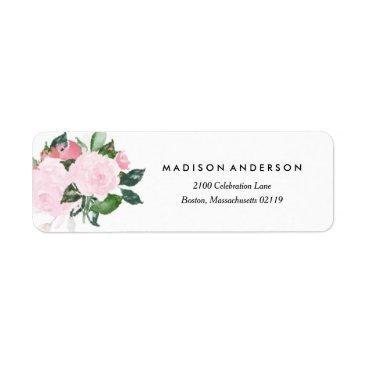 FINEandDANDY Chic Romance | Return Address Label