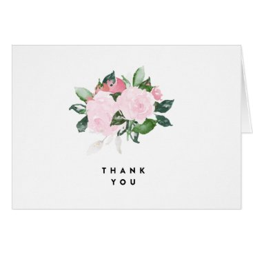FINEandDANDY Chic Romance | Thank You Note Card