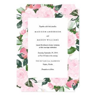 Chic Romance | Wedding Invitation