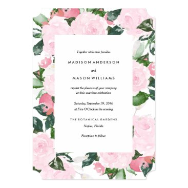 FINEandDANDY Chic Romance | Wedding Invitation