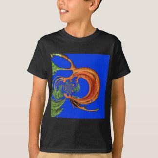Chic Round Hakuna Matata Navy Blue collection T-Shirt