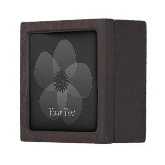 Chic Sheer Anemone Flower Gift Box