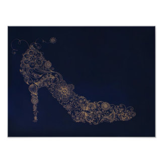 Chic Shoe ~ Poster / Print