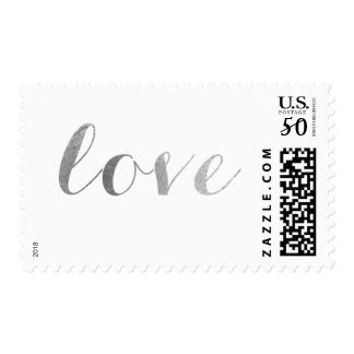 CHIC SILVER LOVE POSTAGE