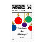 CHIC STAMP_HOLIDAY/CHRISTMAS BALLS 2014 STAMP