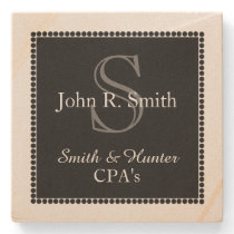 CHIC STONE COASTER_PERSONAL/BUSINESS_CPA STONE COASTER