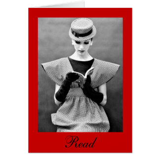 Chic to Read Note Cards