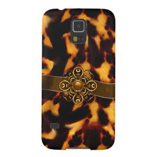Chic Tortoise Shell Look Samsung Galaxy S5 Case