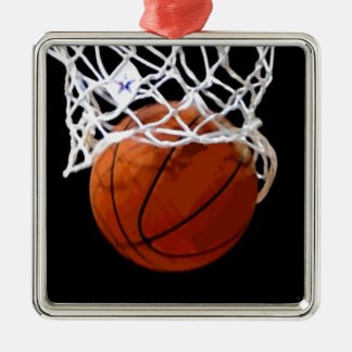 Chic Unique Basketball Christmas Tree Ornaments