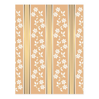 chic,wall paper,champagne,gold,floral,stripes,mode postcard