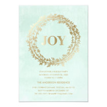 Chic Winter | Holiday Party Invitation