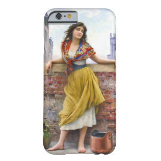 Chica 1908 del agua funda para iPhone 6 barely there