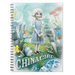 Chica 1 de China Cuaderno