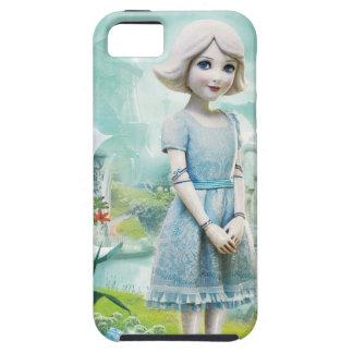 Chica 1 de China Funda Para iPhone 5 Tough