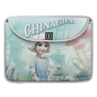 Chica 1 de China Funda Para Macbooks
